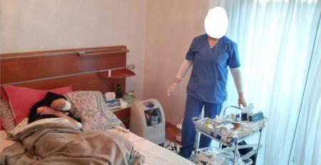 Infirmière a domicile Casablanca